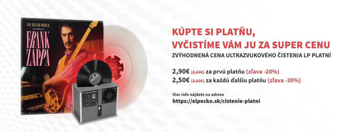 Čistenie platní ultrazvukovou práčkou ADS Gläss Vinyl Cleaner Pro