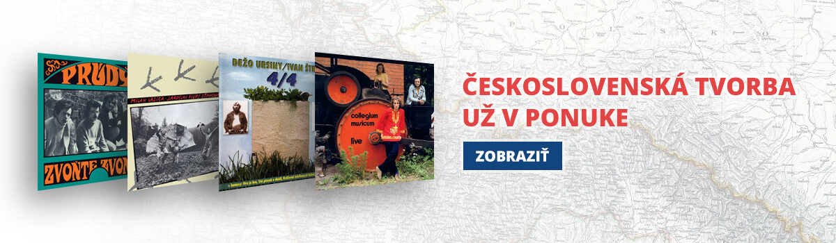 Československá tvorba už v ponuke