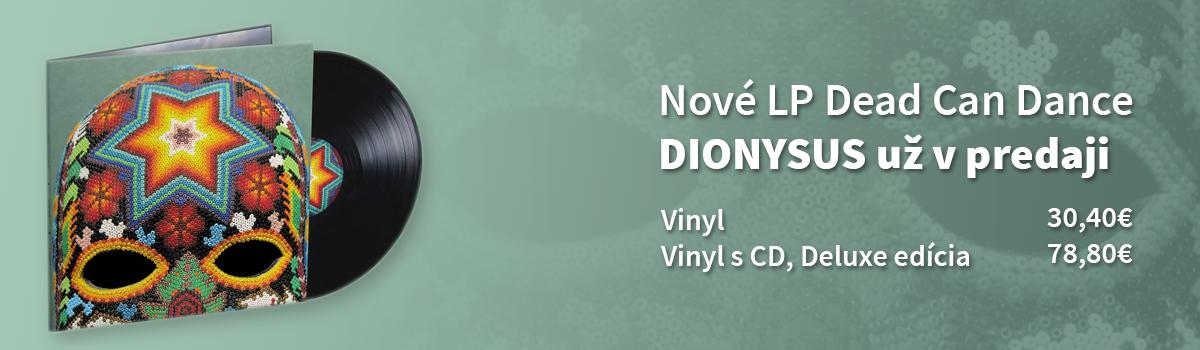 Nové LP Dead Can Dance - Dionysus už v predaji