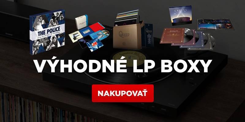 Vyberte si z našej ponuky výhodných LP boxov za skvelé ceny!
