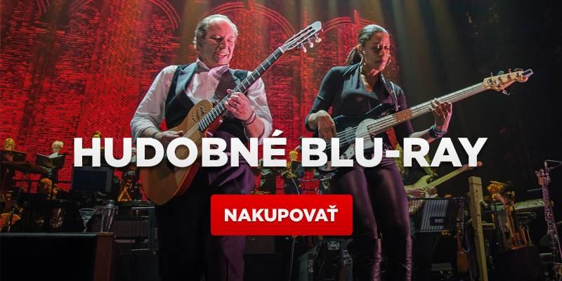 Vyberte si z našej ponuky koncertov na Blu-ray