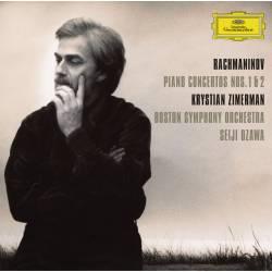 Vinyl Boston Symphony Orchestra - Rachmaninov Piano Concerto No.1 & 2, Deustche Grammophon, 2016, 2LP