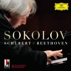 Vinyl Grigory Sokolov - Schubert & Beethoven, Deutsche Grammophon, 2016, 3LP