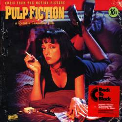 Vinyl Pulp Fiction - Soundtrack, Geffen, 2011