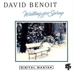 Vinyl David Benoit - Waiting For Spring, GRP, 2016, USA vydanie