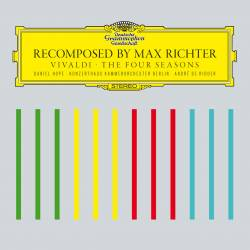 Vinyl A. Vivaldi - Recomposed: Four Seasons, Deutsche Gramophon, 2014, 2LP