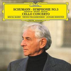 Vinyl Wiener Philharmoniker - Schumann Symphony No. 3 / Cello Concerto, Deutsche Grammophon, 2017