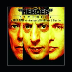 Vinyl Bowie/Glass/Eno - Heroes Symphony, Music on Vinyl, 2015, 180g, HQ