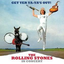 Vinyl Rolling Stones - Get Yer Ya-Ya's Out, Mercury, 2003
