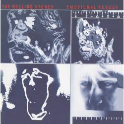 Vinyl Rolling Stones - Emotional Rescue, Universal, 2020, 180g, Half Speed