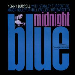 Vinyl Kenny Burrel - Midnight Blue, Blue Note, 2019, 180g