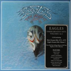 Vinyl Eagles - The Greatest Hits Vol. 1 & 2, Rhino, 2017, 2LP