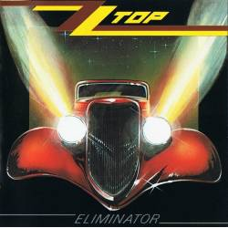 Vinyl ZZ Top - Eliminator, Rhino, 2017