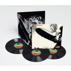 Vinyl Led Zeppelin - I, Wea, 2014, 3LP, 180g, Deluxe edícia