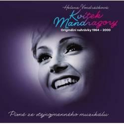 Vinyl Helena Vondráčková - Kvítek Mandragory