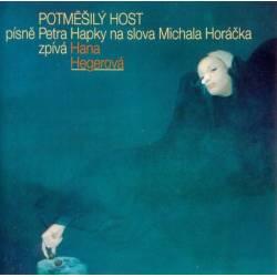 Vinyl Hana Hegerová - Potměšilý host, Supraphon, 2020