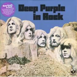 Vinyl Deep Purple – In Rock, PLG, 2018, Limitovaná edícia, Farebný ružový vinyl