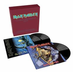 Vinyl Iron Maiden - 2017 Collectors Box, PLG UK, 3LP