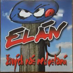 Vinyl Elán - Živých nás nedostanú, 140g