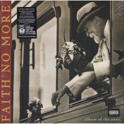 Vinyl Faith No More - Album of the Year, Wea, 2016, 2LP