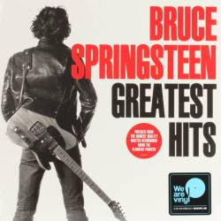 Vinyl Bruce Springsteen - Greatest Hits, Columbia, 2018, 2LP