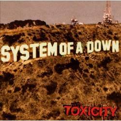 Vinyl System of a Down - Toxicity, American, 2018