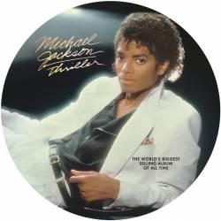 Vinyl Michael Jackson – Thriller, Epic, 2018, Obrázková platňa