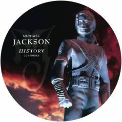 Vinyl Michael Jackson - History: Continues, Epic, 2018, 2LP, Obrázková platňa