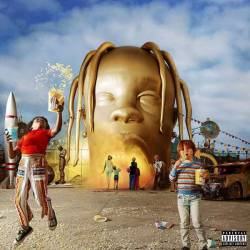 Vinyl Travis Scott – Astroworld, Epic, 2018, 2LP