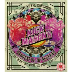 Blu-ray Nick Mason's Saucerful of Secrets - Live at the Roundhouse, Legacy, 2020