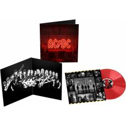 Vinyl AC/DC - Power Up, Sony Music, 2020, Červený vinyl