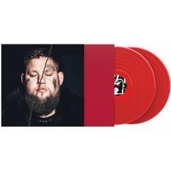 Vinyl Rag N' Bone Man - Life By Misadventure, Columbia, 2021, 2LP, Farebný červený vinyl