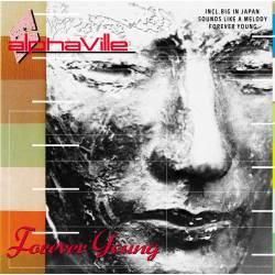 Vinyl Alphaville – Forever Young, Wea, 2019, 180g, HQ