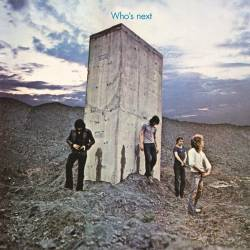 Vinyl Who - Who's Next, Music on Vinyl, 2012, 180g