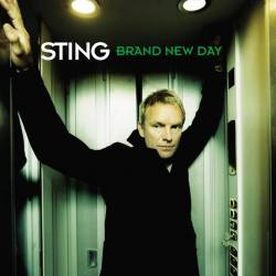 Vinyl Sting - Brand New Day, A&M, 2016, 2LP, 180g