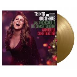 Vinyl Trijntje Oosterhuis & Jazz Orchestra of the Concertgebouw - Wonderful Christmastime, Music on Vinyl, 2020, 180g, Zlatý vinyl