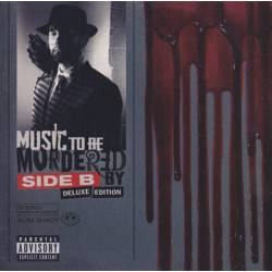 Vinyl Eminem - Music To Be Murdered By - Side B, Universal, 2021, 4LP, Deluxe edícia