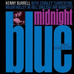Vinyl Kenny Burrell - Midnight Blue, Blue Note, 2021, 180g