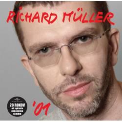 Vinyl Müller Richard - 01, Universal, 2021, 2LP
