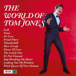 Vinyl Tom Jones - World of Tom Jones, Decca, 2020, 180g