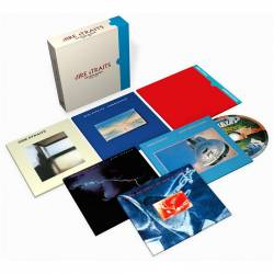 CD Dire Straits - Studio Albums 1978 - 1991, Mercury, 2020, 6CD Box Set, Zberateľská edícia
