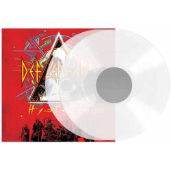 Vinyl Def Leppard - Hysteria Live, Eagle Rock Entertainment, 2020, 2LP, 180g, Limitovaná edícia