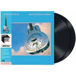 Vinyl Dire Straits - Brothers in Arms, Mercury, 2021, 2LP, 180g, Half Speed Mastering, Limitovaná edícia