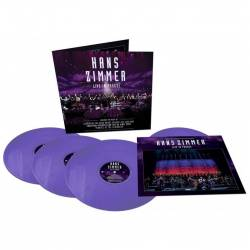 Vinyl Hans Zimmer - Live in Prague, Eagle Rock Entertainment, 2020, 4LP, 180g, Farebný ružový vinyl