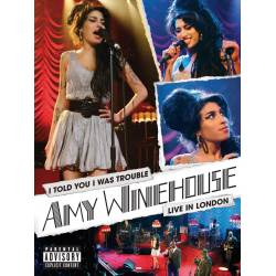 Blu-ray Amy Winehouse - I Told You I Was Trouble - Live in London, Island, 2008