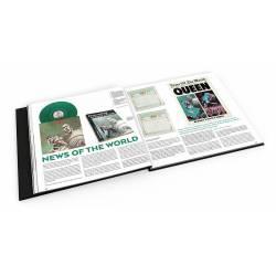 LP Box Queen - Studio Collection, 18 farebných LP, limitovaná edícia