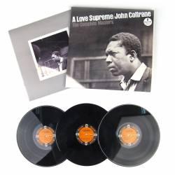 Vinyl John Coltrane - A Love Supereme: Complete Master, Verve, 2016, 3LP, Special Edition, USA