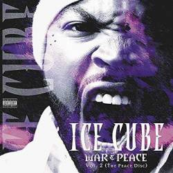 Vinyl ICE CUBE – War & Peace vol. 2, Priority, 2016, 2LP, USA