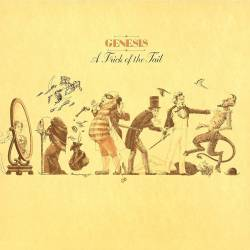 Vinyl Genesis - A Trick of the Tail, Virgin, 2018