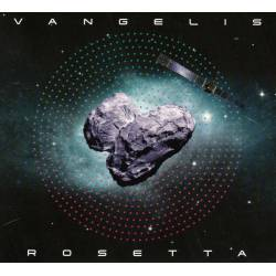 Vinyl Vangelis - Rosseta, Decca, 2016, 2LP